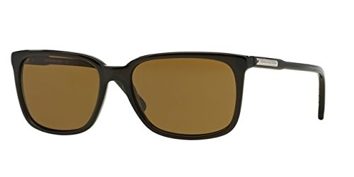 Brooks Brothers BB5020 Sunglasses 608573-57 - Olive Frame, Smoke - Brothers Shoes Mens Brooks
