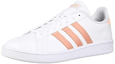 adidas Womens Grand Court White Size: 10 US