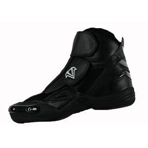 Vega Merge Women's Motorcycle Boots (Black, Size 7)