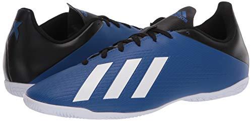 adidas Men's X 19.4 Indoor Boots Soccer Shoe 7