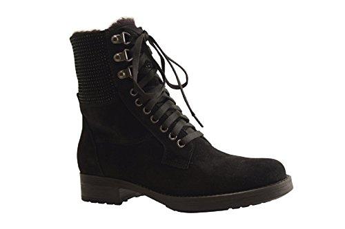 Reqins ETI - Tulsa Peau - Boots - Noir Noir