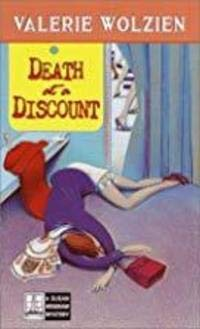 Hardcover Death At a Discount Book