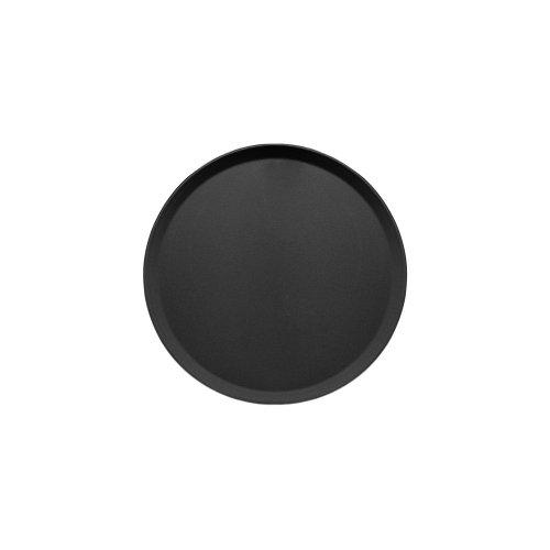 Cambro Black Round Low Profile 19
