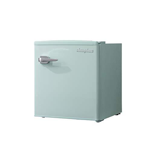simplus 1ドアレトロ冷蔵庫 46L SP-RT48L1