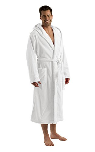 Embroidered Bath Robe - 3