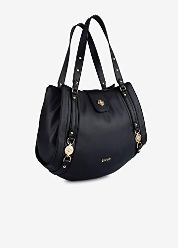 Black Shopping a19202 Art Borsa Donna Jo Liu RqHwY50