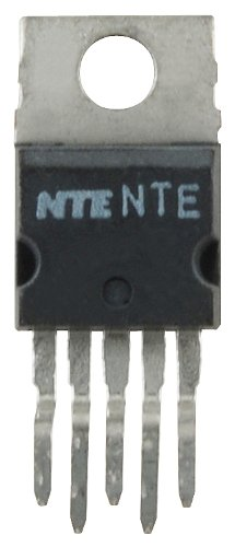 NTE Electronics NTE7169 Integrated Circuit 32W Audio Power Amplifier, 25V, 5-Lead TO-220 Package by NTE Electronics
