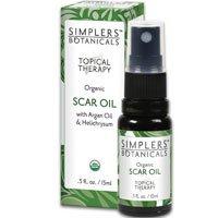 Scar Oil Simplers Botanicals 15 ml Liquid