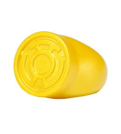 Heroclix DC War of Light S305 Sinestro Corps Ring Complete with Card (Green Lantern Ring Heroclix)