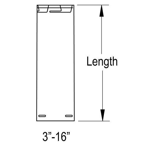 5x1 B Vent Insul Pipe
