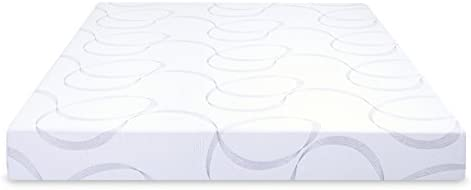 Ecos Living 7 9 11 Inch Perfect Gel Memory Foam Mattress,Twin
