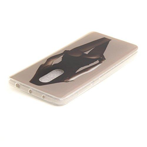 Résistant beauty Arrière Silicone Téléphone Xiaomi 4 Redmi TPU Peint De Scratch De Hozor Motif Cas Transparent Souple Protection Couverture Fit Bord En Note Slim Cas Antichoc Tw7FqAf4