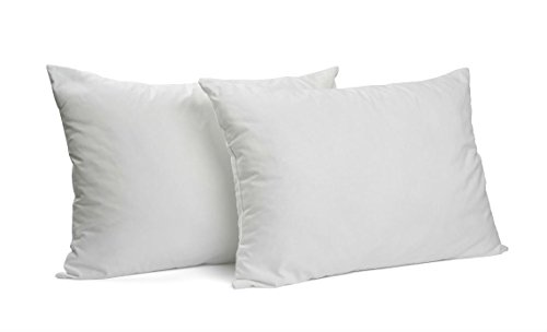America S Pillow   Queen Size Bed Pillows 2 Pack With Patented Premium Poly Fiber Fill   100  Craftsmanship And Materials Made In Usa  Certified    No Questions Asked Satisfaction Guarantee