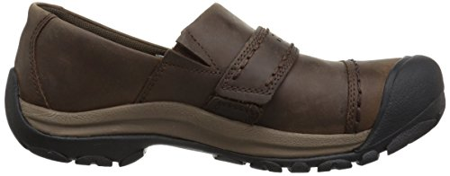 Cascade Full on Femmes Brown Keen Kaci Shoes Slip Slip Grain de on 5HwCfYqv