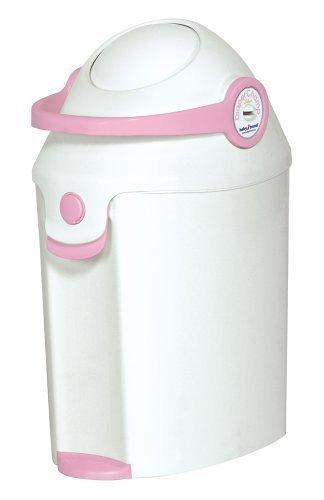 Baby Trend Diaper Champ Deluxe, Pink