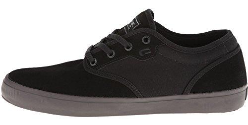 Globe Motley Nero Gum Suede Uomo Skate Sneaker Scarpe Stivali