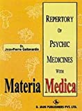 Repertory of Psychic Medicines with Materia Medica, Gallawardin, 8170210860