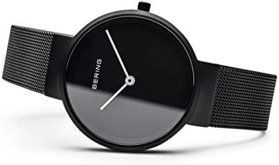 BERING Time | Women's Slim Watch 14531-122 | 31MM Case | Classic Collection | Stainless Steel Strap | Scratch-Resistant Sapphire Crystal | Minimalistic - Designed in Denmark