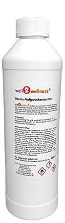 Saunaaufguss - Konzentrat/Saunaduft - Konzentrat 500 ml - ü ber 180 Top-Aromen zur freien Auswahl (Grü ner Tee) Pool + Sauna Bräunig GmbH