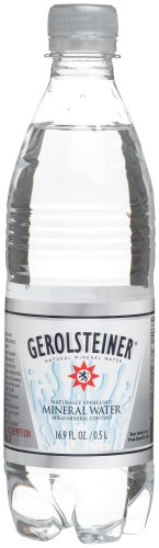 Gerolsteiner Mineral Water, 16.9-Ounce Bottles (Pack of ()