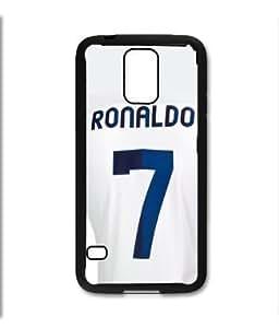 Pink Ladoo? Samsung Galaxy S5 Black Case - Ronaldo Soccer Jersey wangjiang maoyi by lolosakes