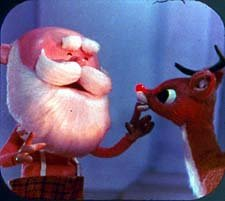 RUDOLPH Rankin-Bass Special ViewMaster Viewer & 3 Reel Set by 3Dstereo ViewMaster (Image #1)
