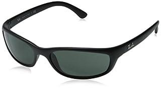 Ray-Ban Sunglasses - RB4115 / Frame: Matte Black Lens: Grey Green (B001AQMLIC)   Amazon price tracker / tracking, Amazon price history charts, Amazon price watches, Amazon price drop alerts