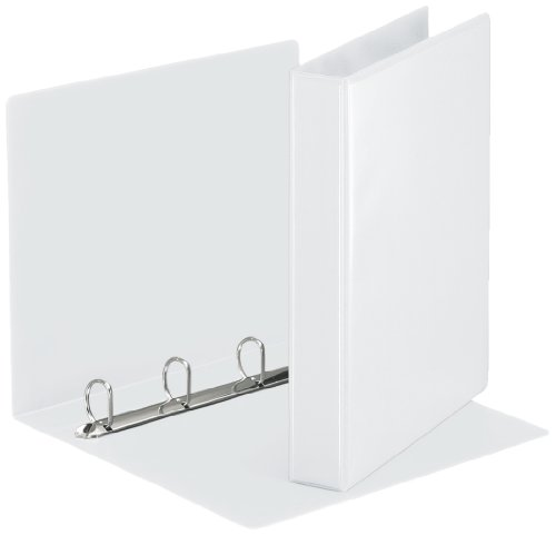 Esselte Group 49700 Essentials - Archivador para presentación (con anillas personalizable, A4, capacidad para 140 hojas, cartón recubierto de polipropileno, ...