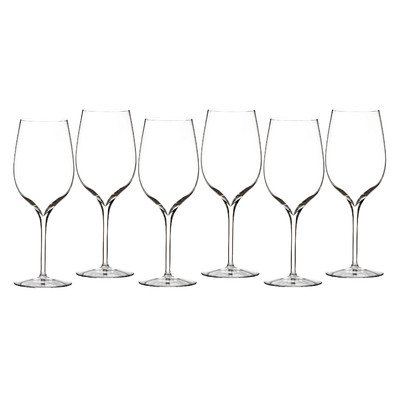 Elegance Tasting Party White Wine Glass (Set of 6) by Waterford
