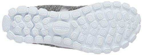 Skechers Ez Flex 2bankroll - Zapatillas Mujer Gris - gris (Gry)