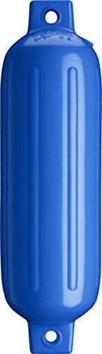 Polyform G-3 Boat Fender Blue - Hard Series Polyform