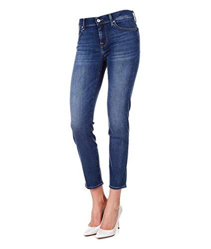 Mankind Femme For Jslj8870ea Coton All Bleu 7 Jeans qzgx8FT