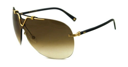 Amazon.com: Dior o5h CC oro Dior 57th Wrap anteojos de sol ...
