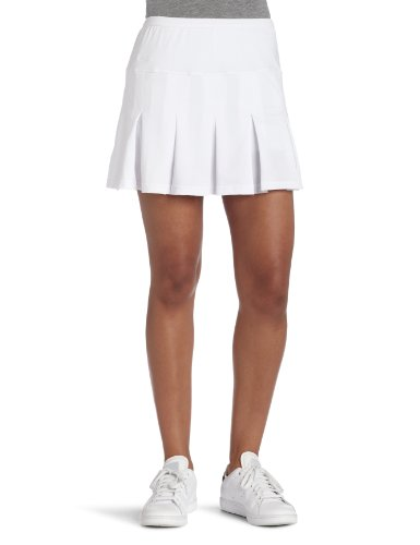 Amazon.com : Bollé Women's Essential Multi-Pleat Tennis Skirt ...