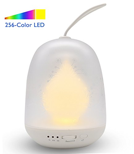Night-Light-With-Timer-ANTEQI-Color-Changing-Relaxing-Night-Lamp-Projector-With-Auto-off-Rechargeable-Gift-for-Kids-and-Adults-Decorative-Light-Baby-Nursery-Kids-Bedroom-Living-Room-Night-Light