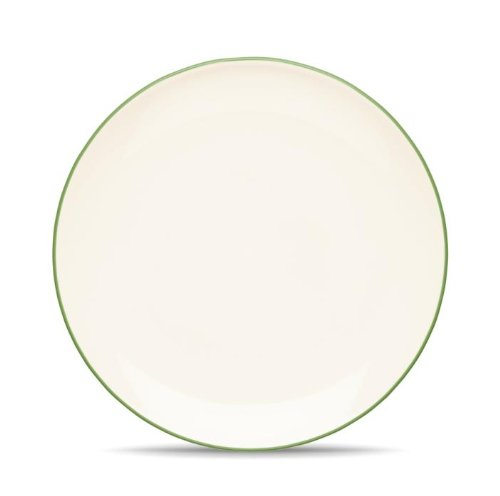 Noritake Colorwave Coupe Dinner Plate, Apple (Green Coupe Plate)