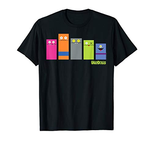UglyDolls Ugly Row T-shirt