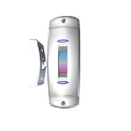 Sensor de doble tecnología PIR + MW de exteriores con soporte