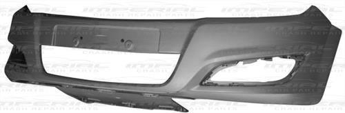 Imperial VX239AJACN Front Bumper