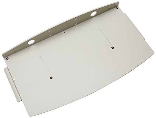 Keyboard Tray with Sliding Mouse Tray & Wrist Rest Holder