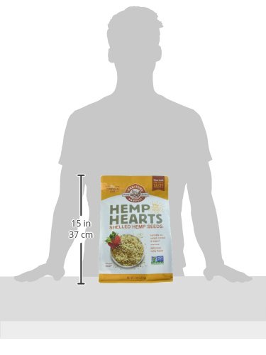 Manitoba Harvest Hemp Hearts Raw Shelled Hemp Seeds, 5lb; with 10g Protein & Omegas per Serving, Non-GMO, Gluten Free by Manitoba Harvest (Image #10)