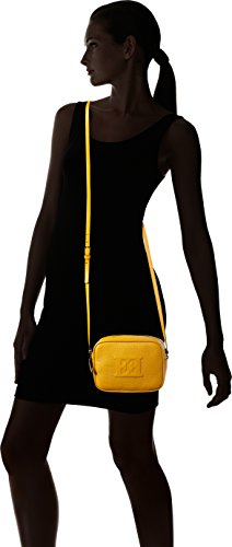 Escada Women��s Bag Mustard Yellow Body Cross Ab723 BTxBUq