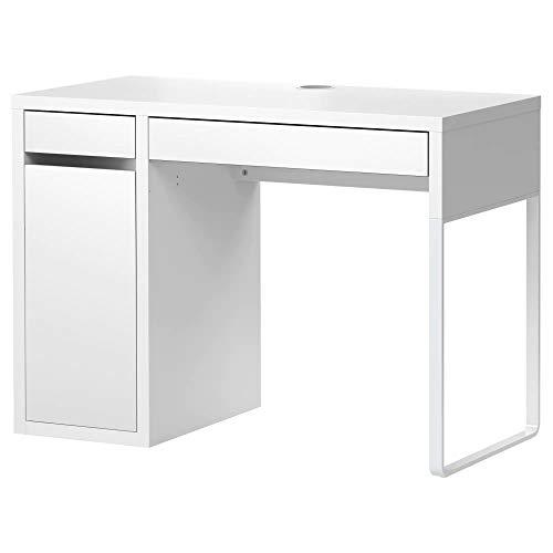 IKEA micke Escritorio oficina, blanco 105x 50