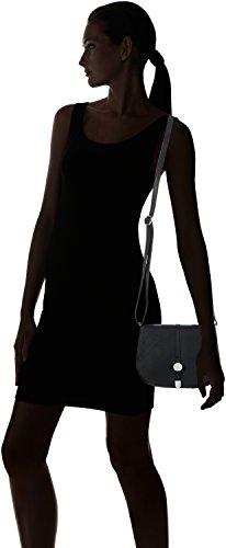 Gerry Weber Berry Cream Shoulderbag Shf - Borse a tracolla Donna, Schwarz (Black), 5x16x22 cm (B x H T)