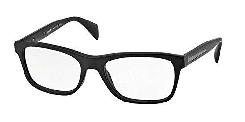 Prada PR19PV Eyeglasses-1BO/1O1 Matte ()