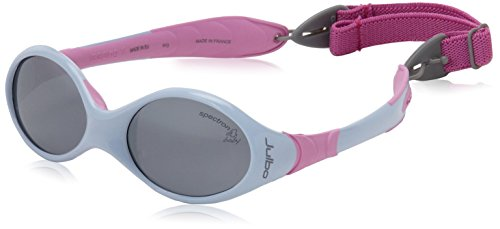 Julbo Kids Sunglasses - Julbo Looping I Baby Sunglasses, Lavender/Pink, 0-18-Months Spectron 4 Baby Lens