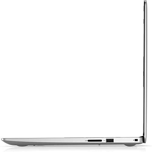 Dell Inspiron 3585 15.6 Inch FHD Laptop (AMD Ryzen 5-2500U / 4GB RAM / 1TB HDD / Windows 10 Home + MS Office  / Vega 3 Graphics/Silver/2.2 Kg)
