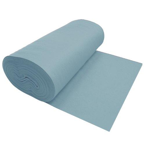 1 Yd Medium Weight - Viscose Felt Light Blue 1237-72