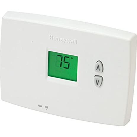 Honeywell 24 Volt Digital Heat Only Thermostat - HVAC - Air Conditioning Refrigeration