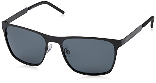 Polaroid PLD2046/S 003 Matte Black PLD2046/S Rectangle Sunglasses Polarised - Sunglasses 2046